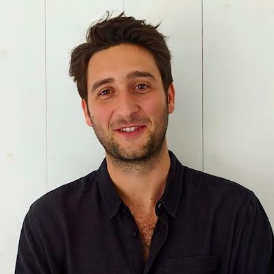 Alessandro Biggi posing for the camera