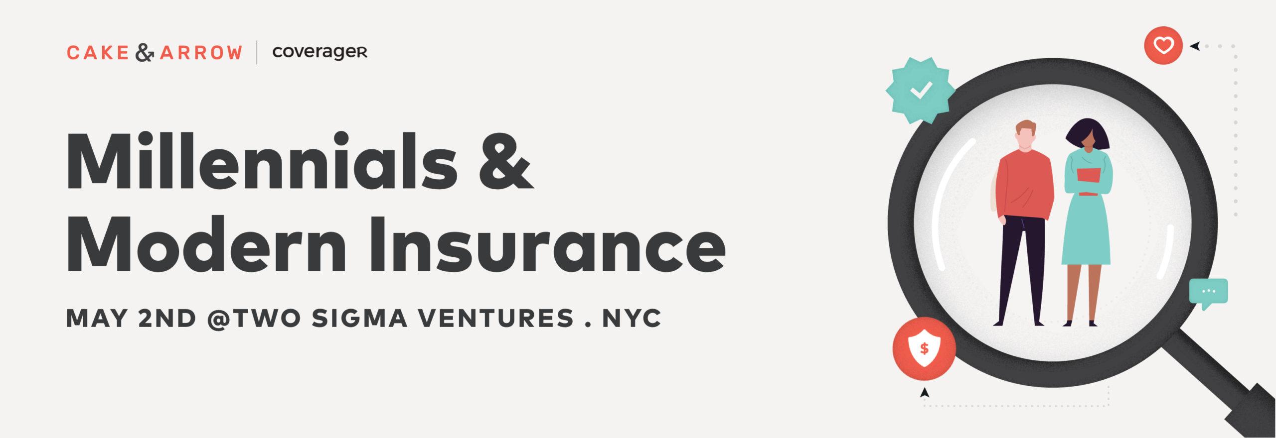 Image of Millennials & Modern Insurance event