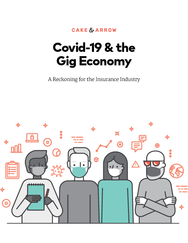 Covid 19 & the Gig Economy Report Cover Page