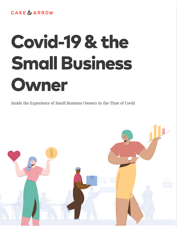Covid-19 Small Biz Report Cover